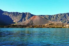 Mt. Rinjani Trek 3 Days 2 Nights Lake & Hot Springs