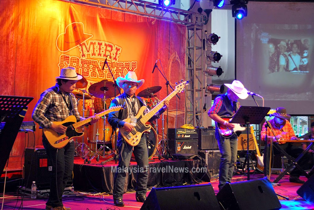Sarawak Miri Country Music Festival