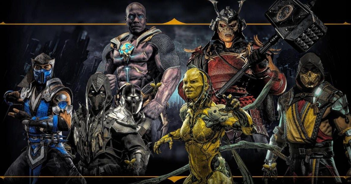 Mk11 Wallpaper: Looking For MK11 Wallpapers To Download? Here's 50 Best