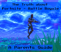 The Truth about Fortnite - A Parents Guide with a screenshot from game
