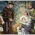 São Francisco de Assis e o primeiro presépio