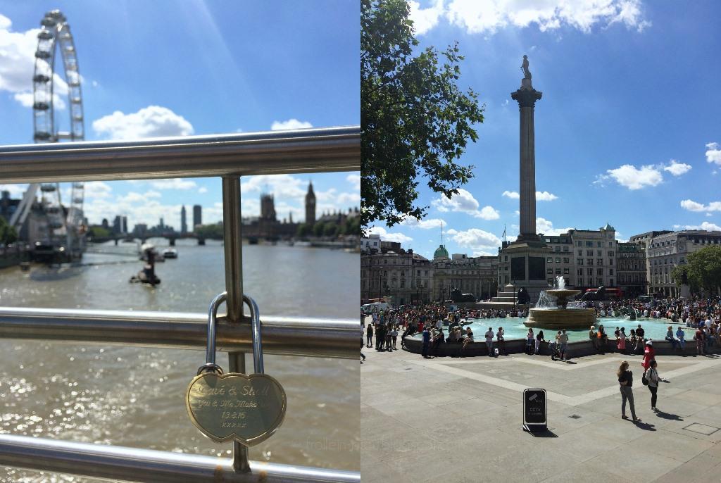 Mittwochs mag ich, London, Waterloo Bridge, Picadilly Circus, Ausgehtipps Wochenendtipps London, Kurztrip