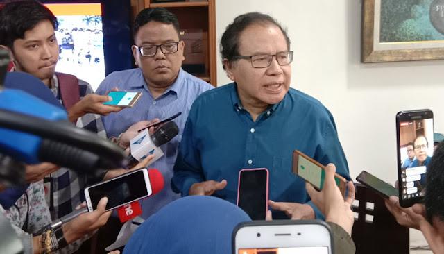 Rizal Ramli: Rakyat untuk Infrastruktur di Masa Jokowi