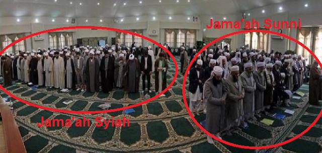 Syiah dan Sunni Bersaudara?
