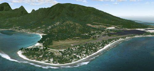 Flight Simulator News Brief Freeware Society Islands