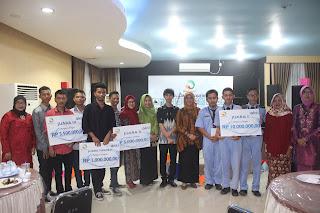 Mahasiswa UNPI Cianjur meraih juara 2 lomba tingkat Nasional
