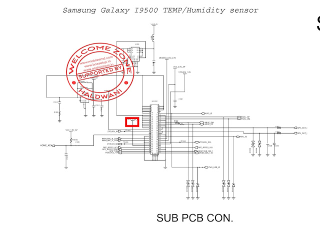 diagram samsung s4