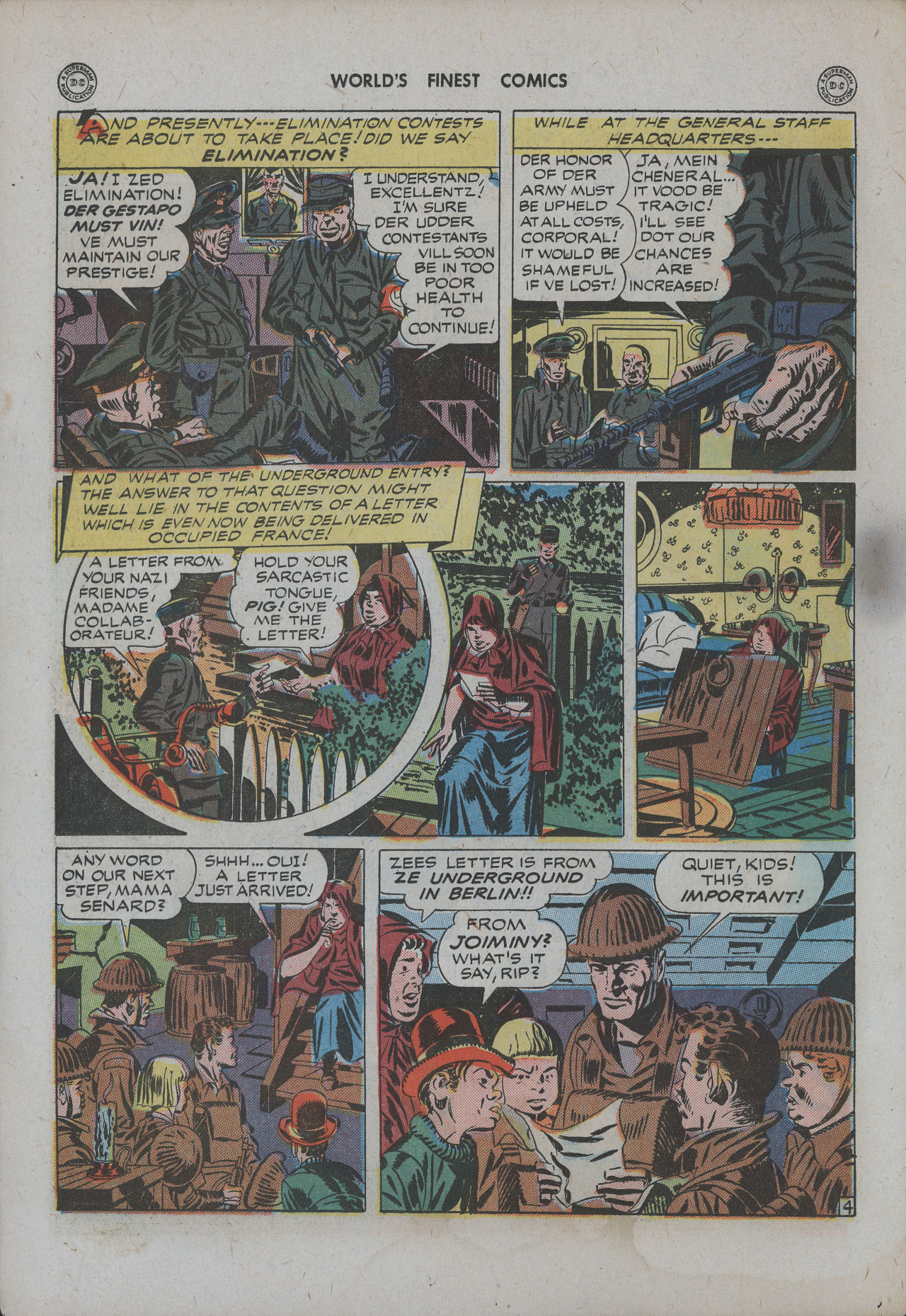 Read online World's Finest Comics comic -  Issue #15 - 53