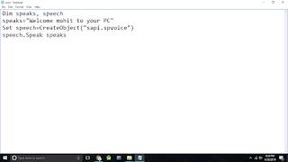 Every Windows User Should know this Trick! कम्प्यूटर ऑन होते ही लेगा आपका नाम