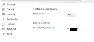 Cara Daftar Google Analytics Untuk Blog