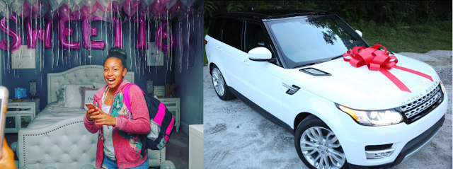 Ludacris Buys His Daughter A Range Rover Evoque As She Turns 16