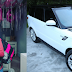 Ludacris buys his daughter a Range Rover for her 16th birthday
