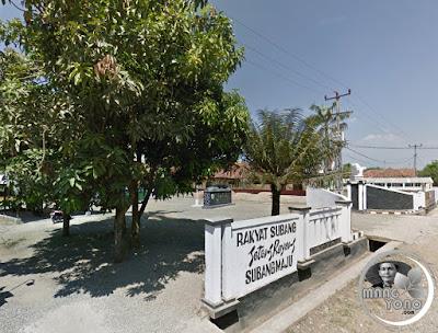 FOTO 2 : Desa Cibogo, Kecamatan Cibogo