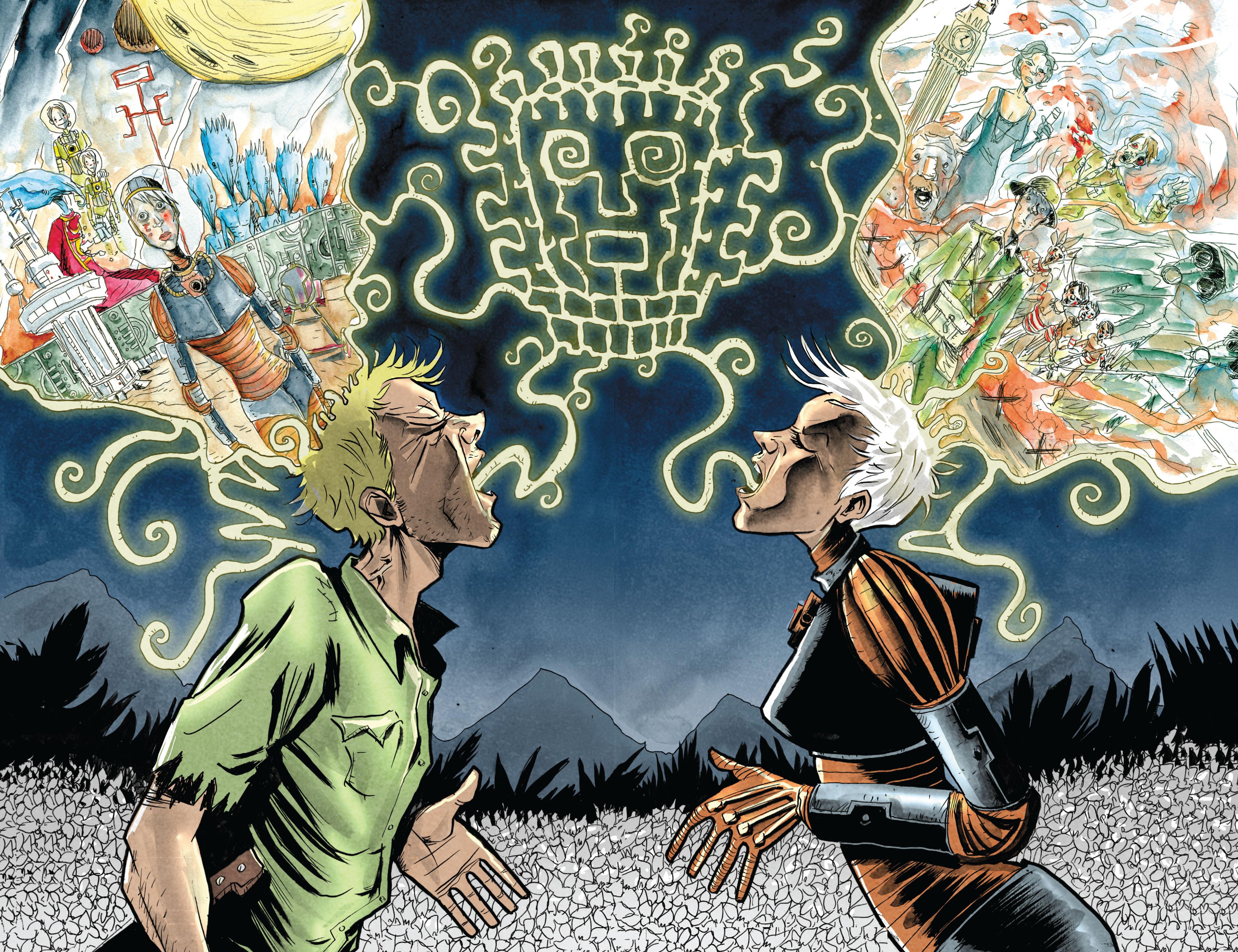 Read online Trillium comic -  Issue # TPB - 51