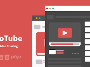 Source Code Template Youtube Php 2018