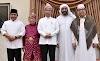 Jokowi Disambut Syekh Ali Jaber