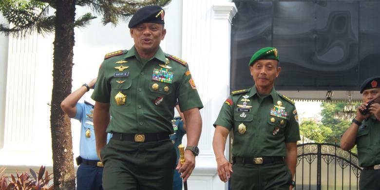 13 Anggota TNI Korban Helikopter di Poso Naik Pangkat
