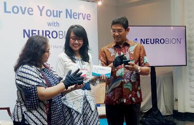 Neurobion hadir sebagai produk vitamin neurotropik