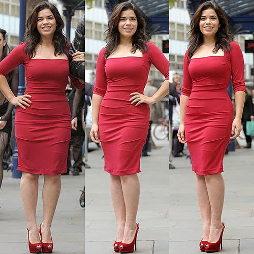 Before And After Weight Loss America Ferrera Before And