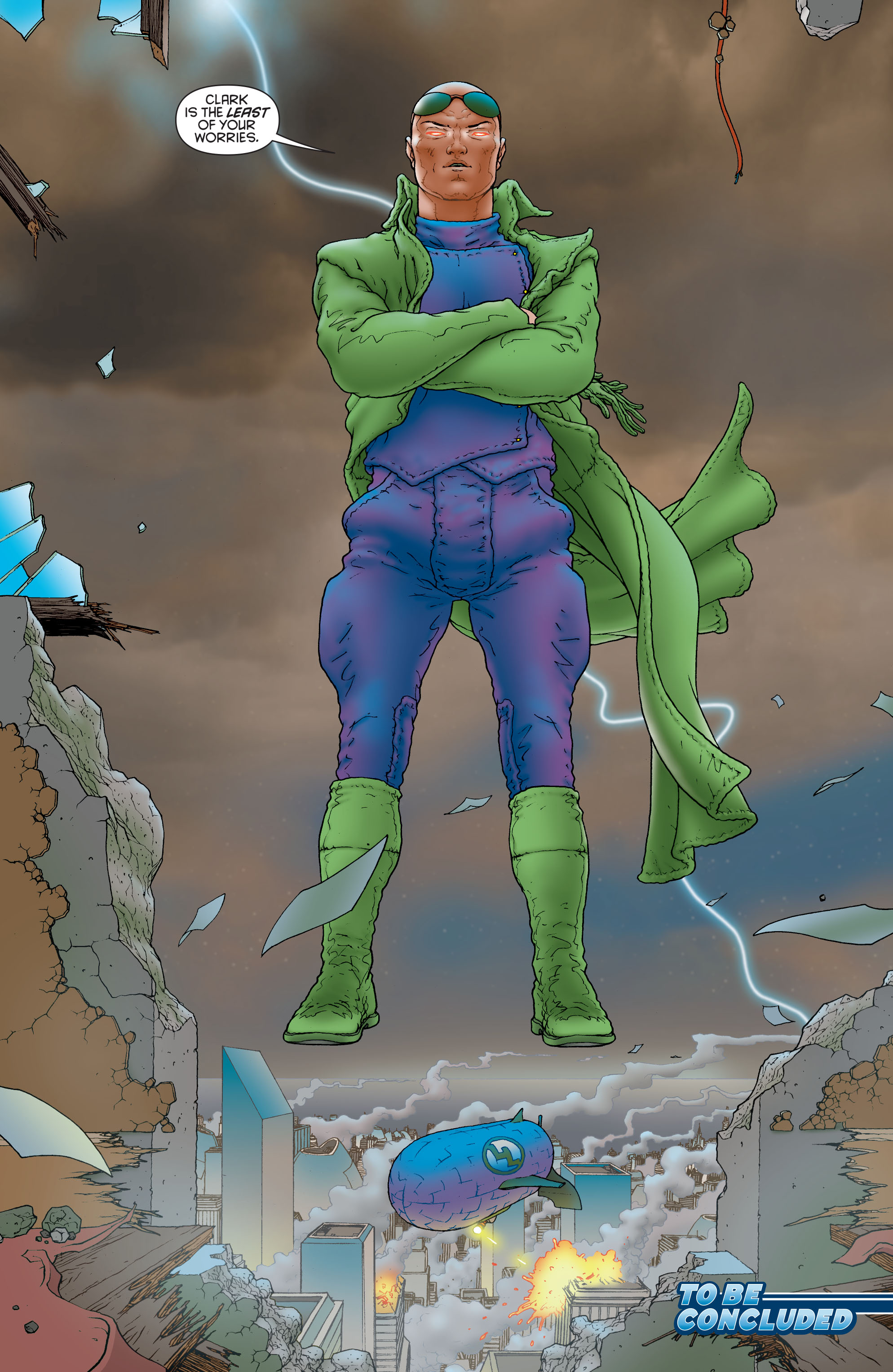 Read online All Star Superman comic -  Issue #11 - 23