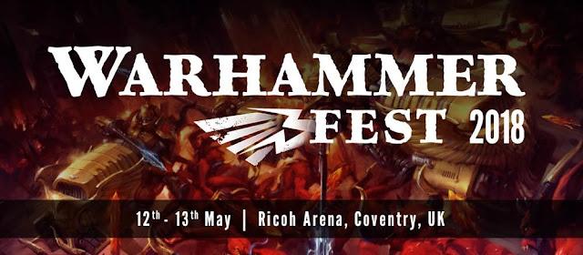 Warhammer Fest 2018