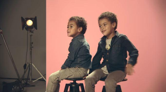Pubblicità Kinder pubblicità storie di gioia con Foto - Testimonial Spot Pubblicitario Kinder 2017