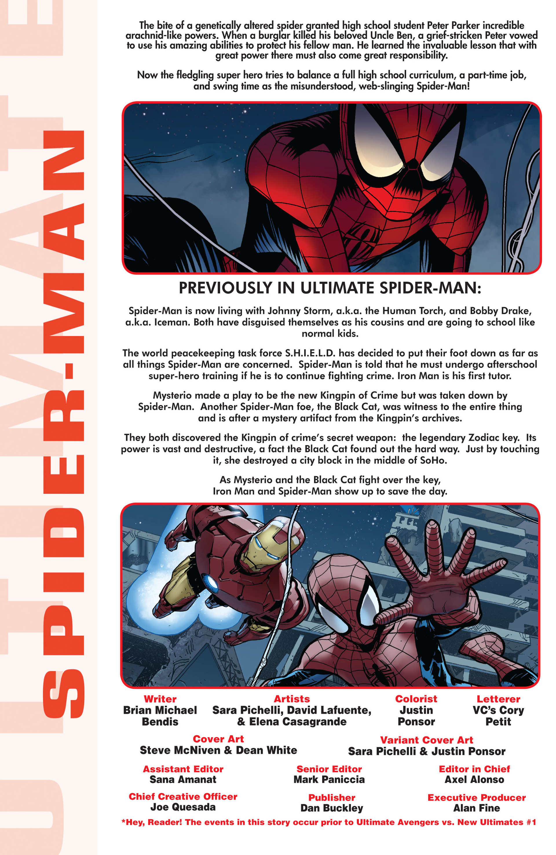 Read online Ultimate Spider-Man (2009) comic -  Issue #154 - 2