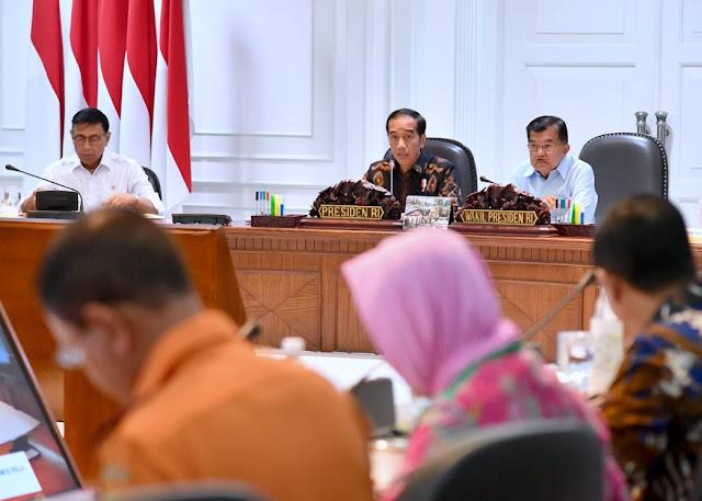 Presiden Jokowi Tunjuk Wakil Presiden, Jusuf Kalla Pimpin Penanganan Korban Gempa di Sulawesi Tengah