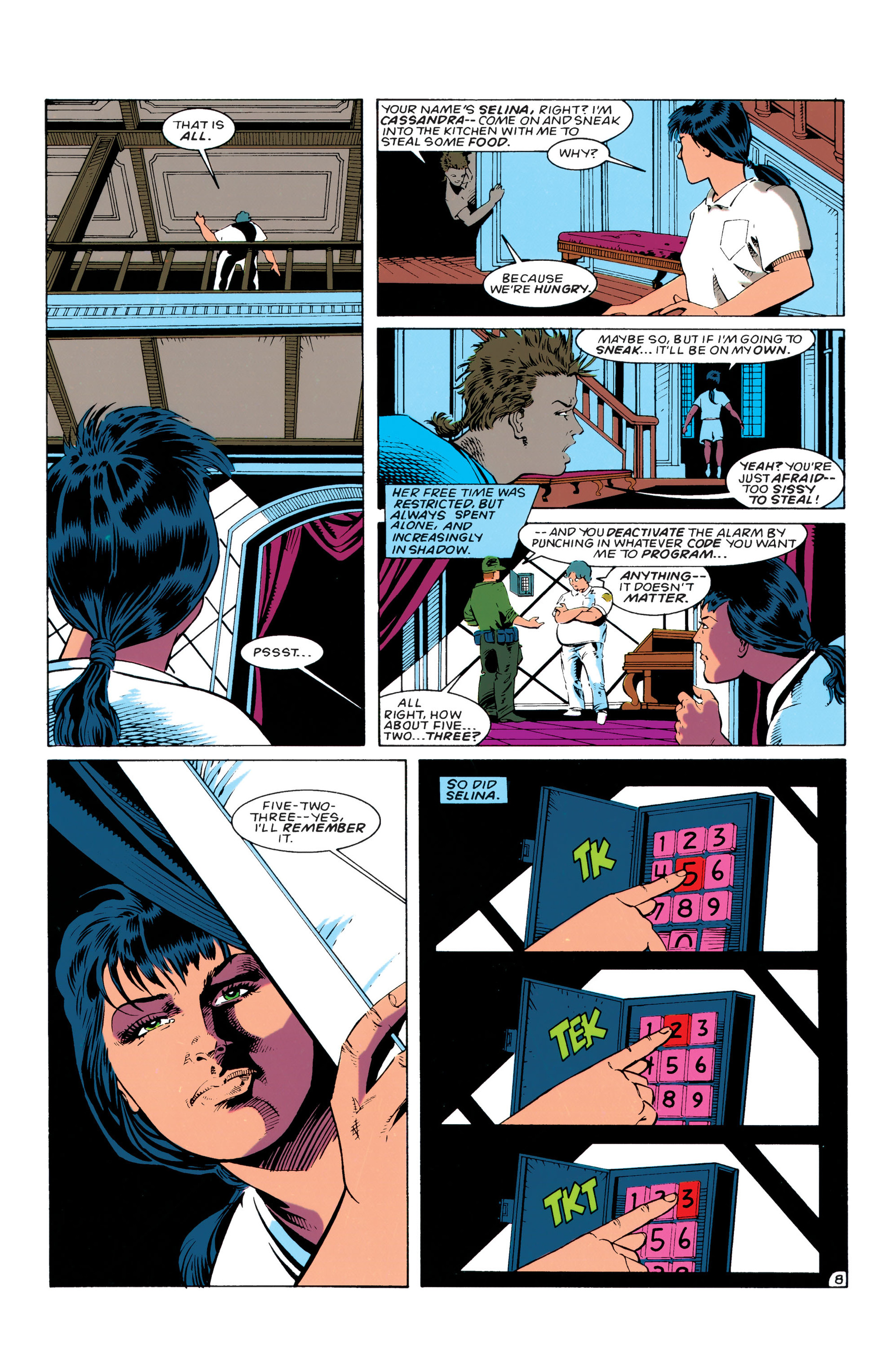 Catwoman (1993) Issue #0 #5 - English 9