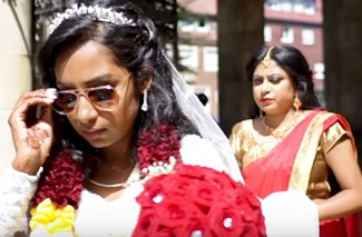 Tamil Christian Church Wedding | Germany | Highlight | Ajanthan Weds Anita