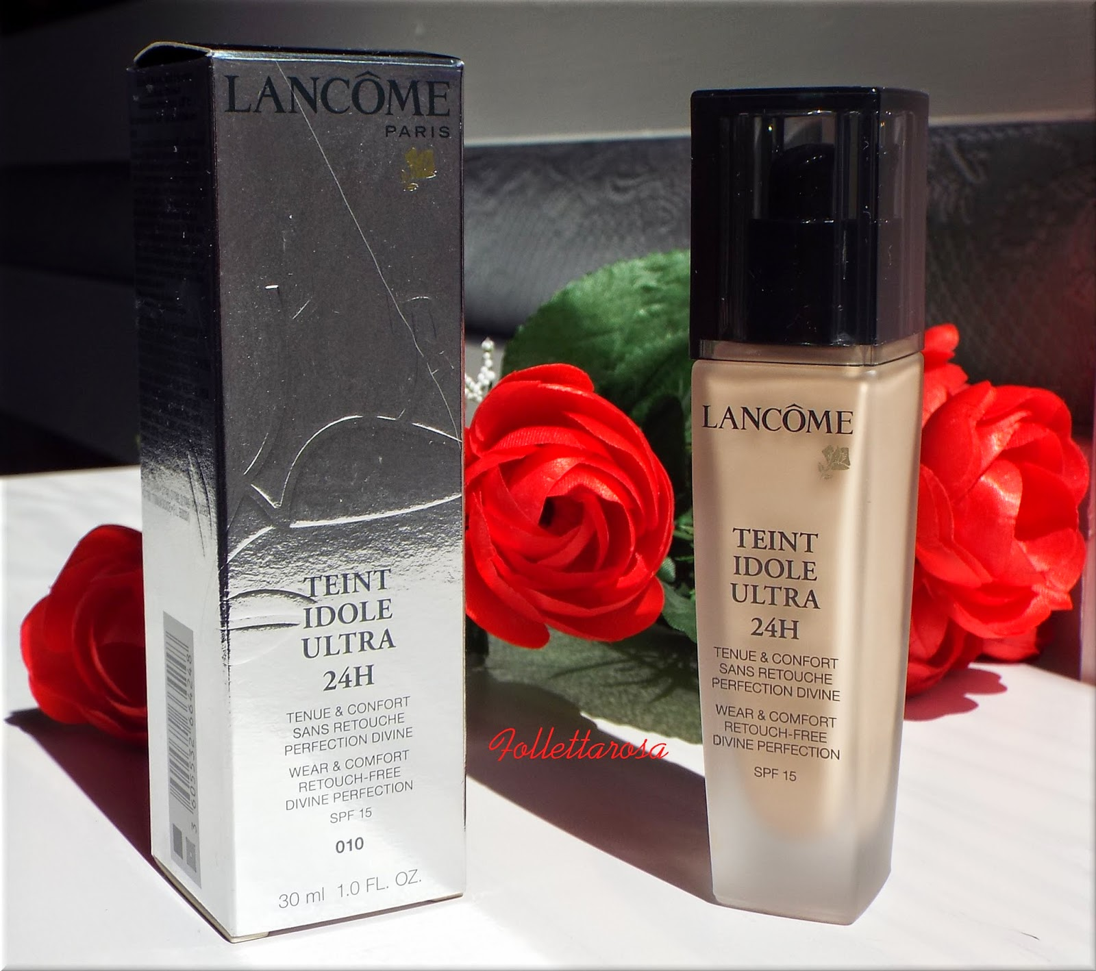teint idole ultra lancome recensione