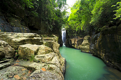 Waterfall Cunca wulang NTT Indonesia (Source Image: KSMTour.com)