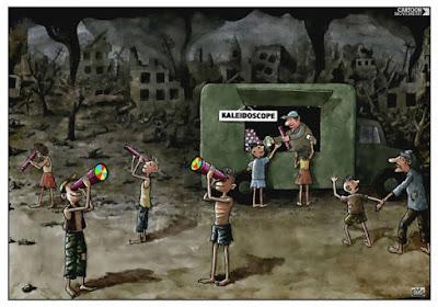 Meme sobre distopías
