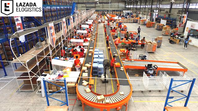 Lowongan Kerja Lazada Elogistics Indonesia, Jobs: Treasury Intership.