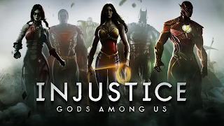 Game Injustice: God Among Us