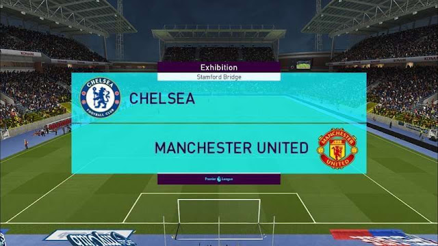 Premier League Scoreboard PES 2018