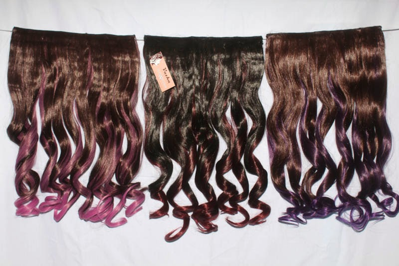 Jual Rambut Sambung Murah Hair Extension Murah