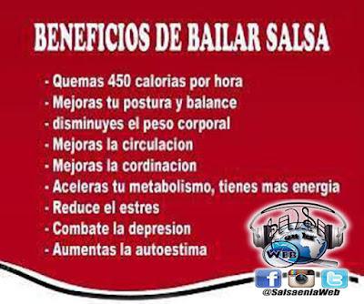 ► Beneficios de Bailar Salsa