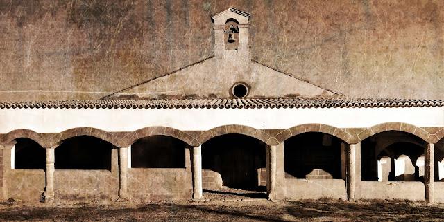Cáceres ermita de san Benito