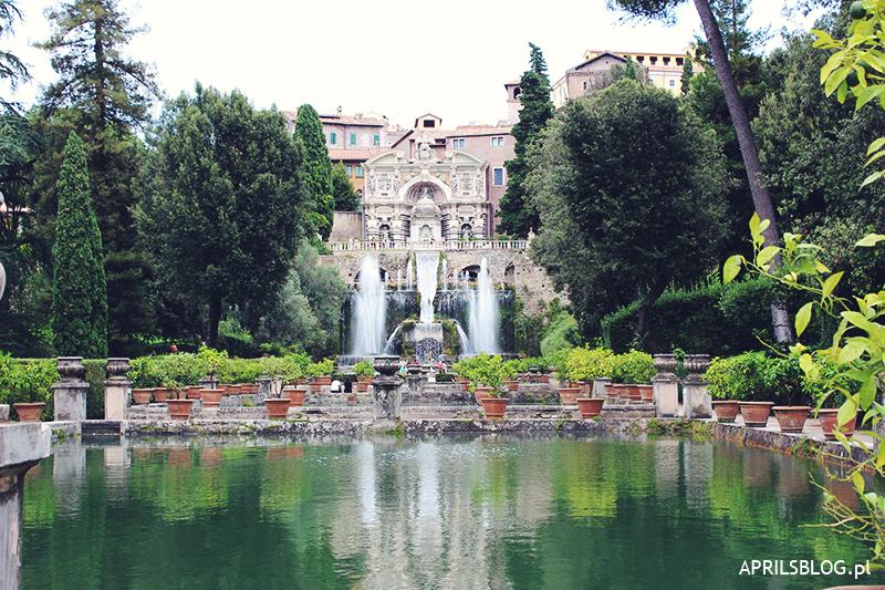 fontanny villa d'este