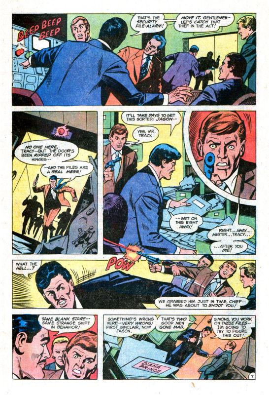 Read online Wonder Woman (1942) comic -  Issue #255 - 11