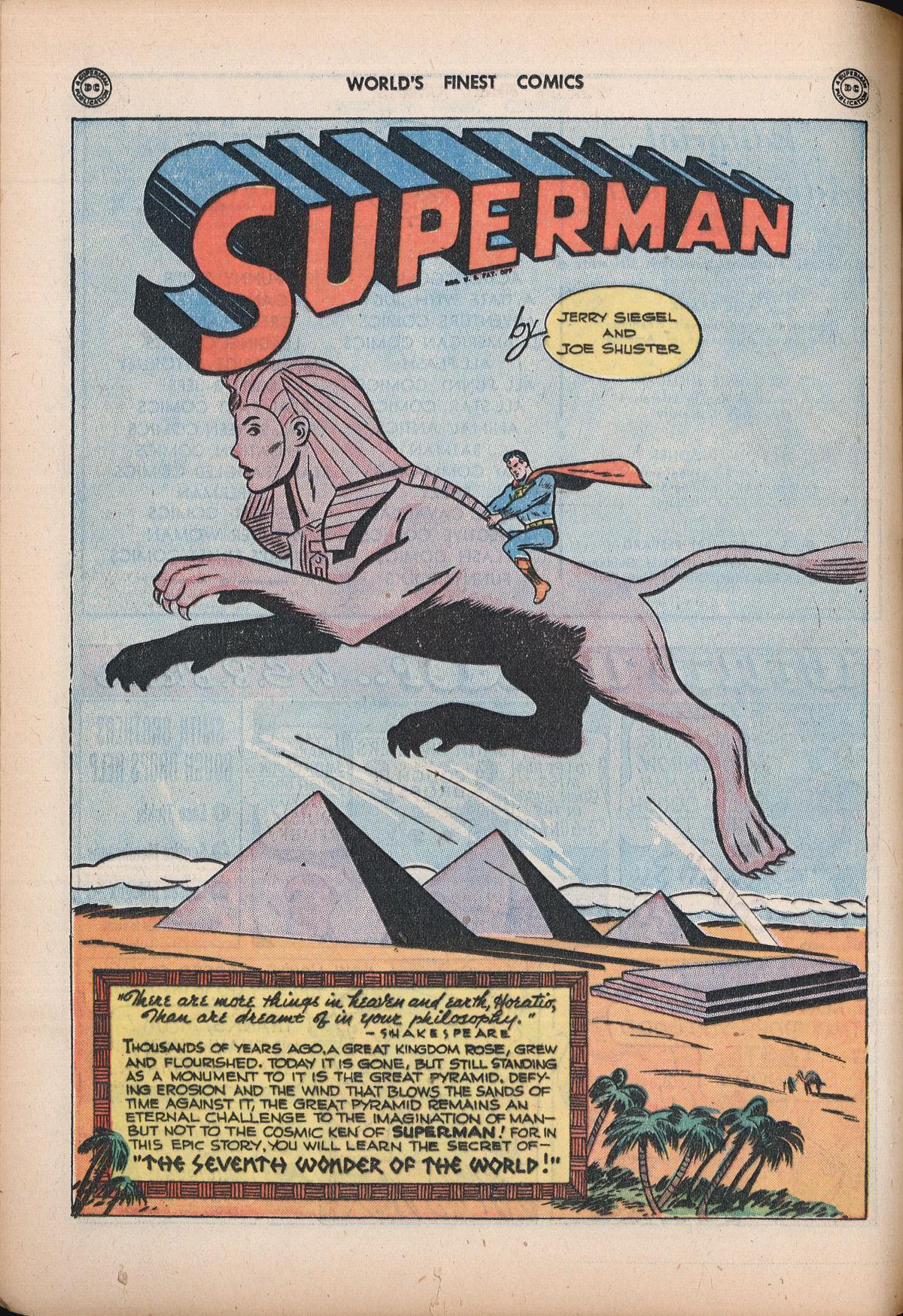Read online World's Finest Comics comic -  Issue #32 - 60