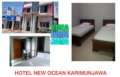 paket hotel new ocean karimunjawa