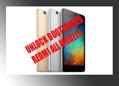Unlock Bootloader Xiaomi Redmi Semua Tipe