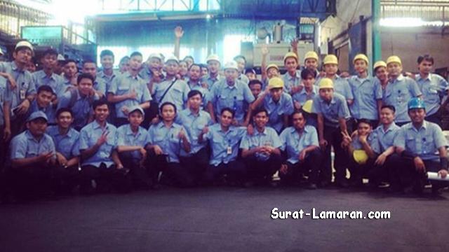 Lowongan Kerja Operator PT Sebastian Jaya Metal (SJM) Jababeka