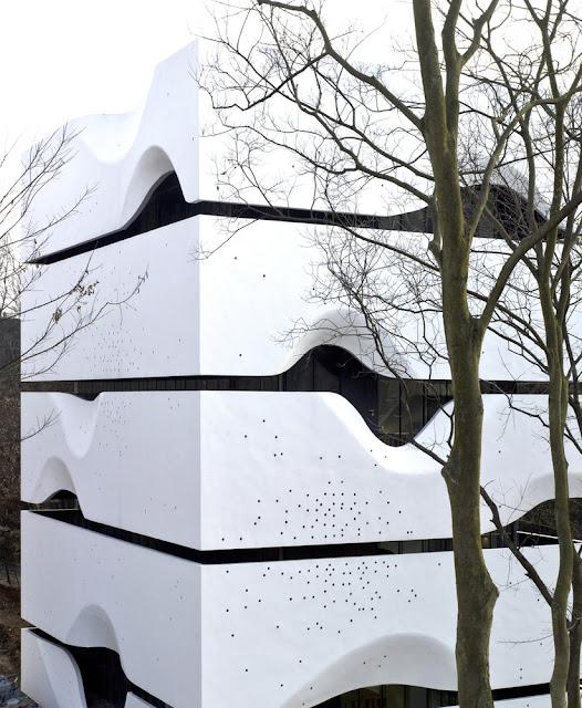 AZL Architects - CIPEA BLOCKHOUSE