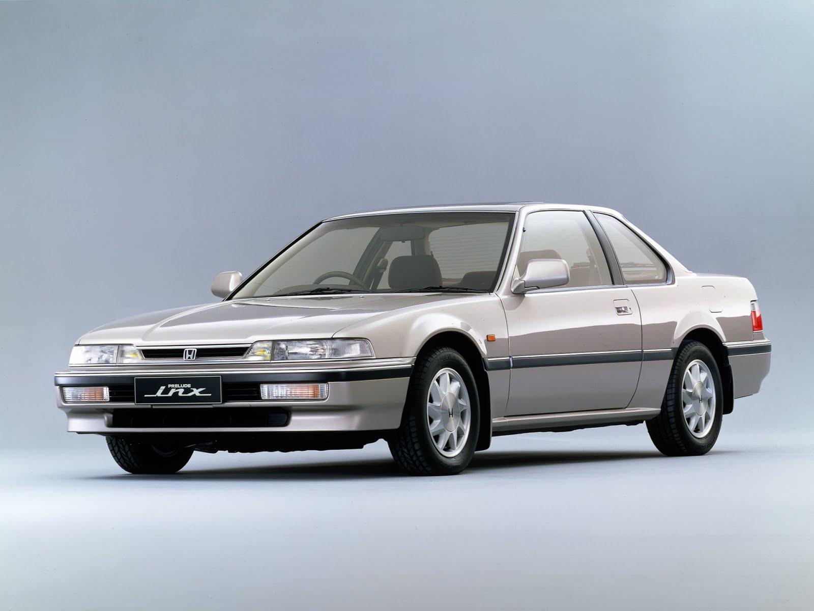 Honda Prelude Inx Si on 1991 Honda Prelude White
