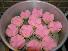 cara membuat kue mangkuk