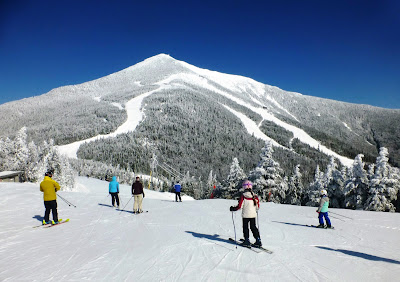 Whiteface Mountain, Saturday 4/21/2018.  The Saratoga Skier and Hiker, first-hand accounts of adventures in the Adirondacks and beyond, and Gore Mountain ski blog.