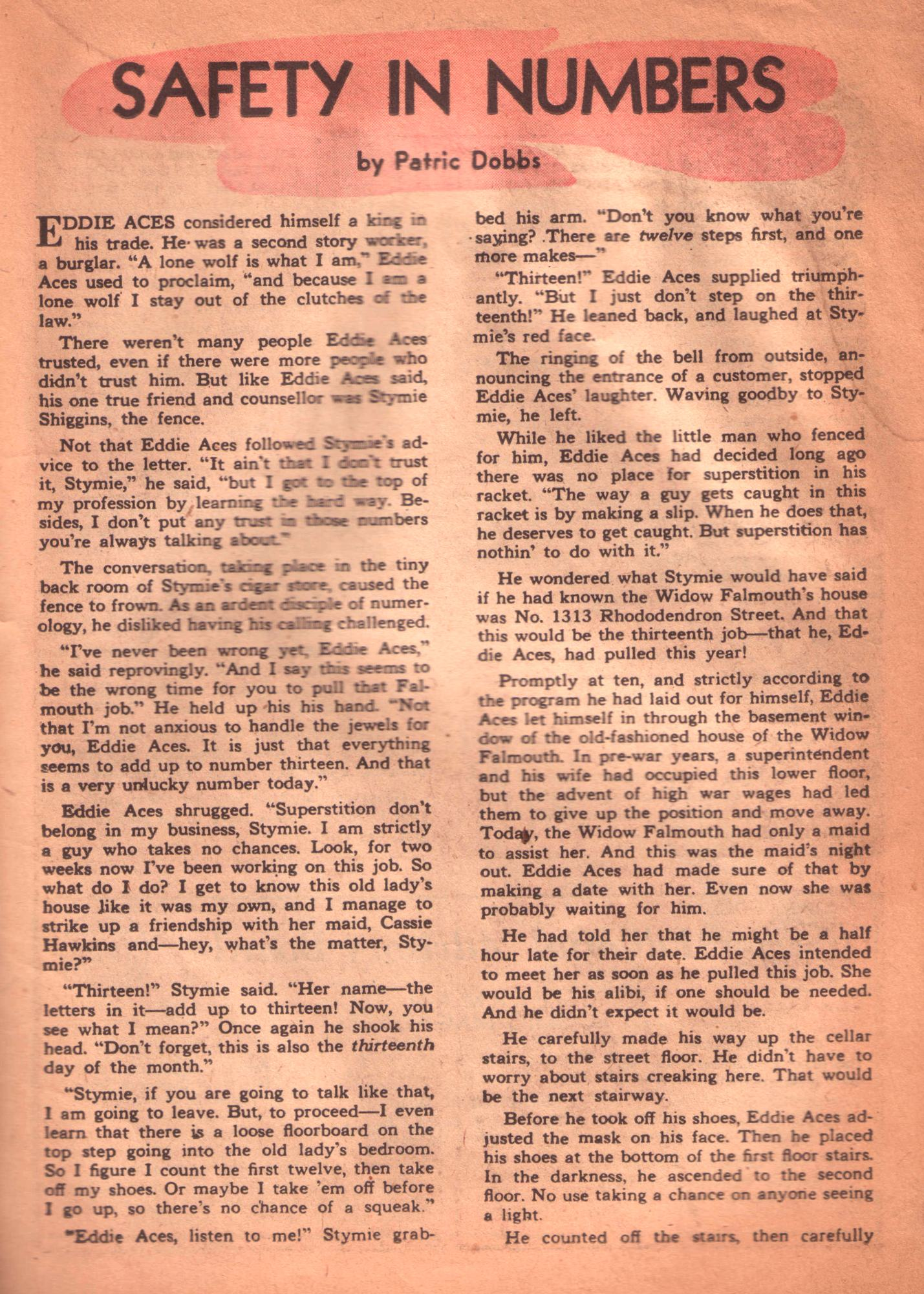 Read online Detective Comics (1937) comic -  Issue #125 - 33